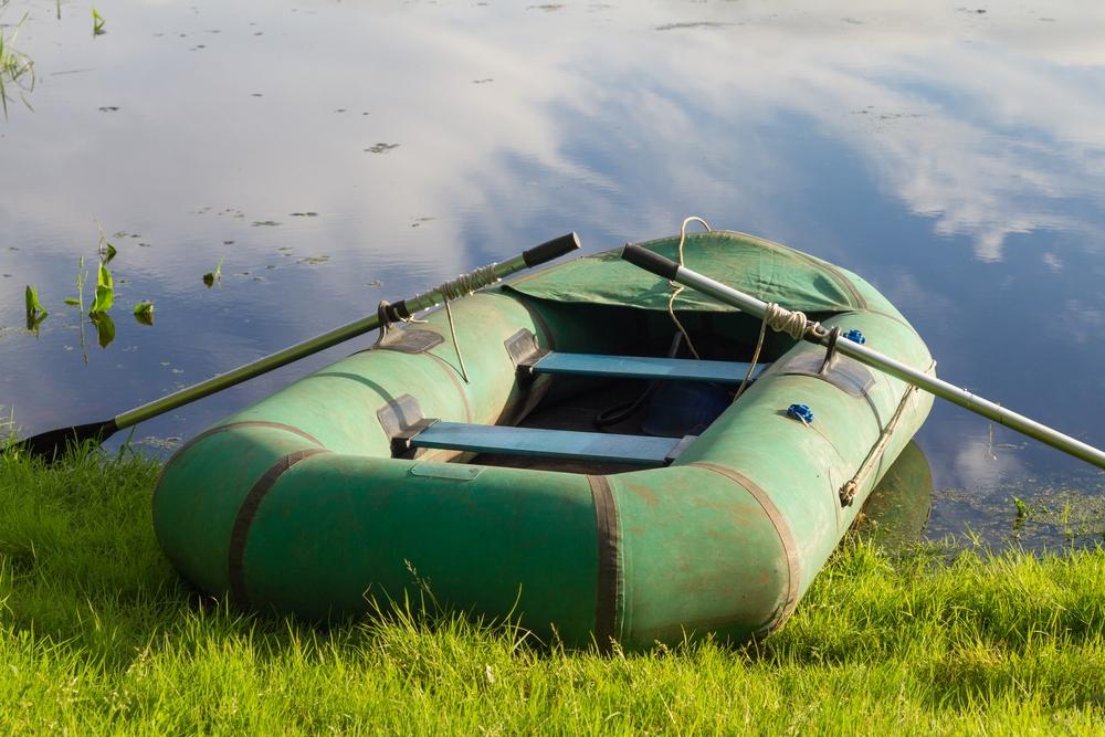 лодка готова к отплытию